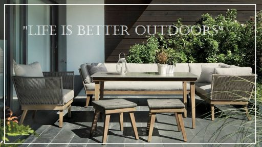 Outdoor Furniture And Its Usage