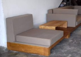 Teakwood Sofa On Sale