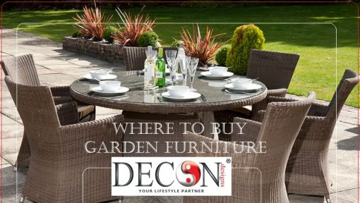 Where To Buy Garden Furniture?