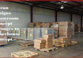 Decon Designs Showroom Concept Changes To Warehouse Concept1