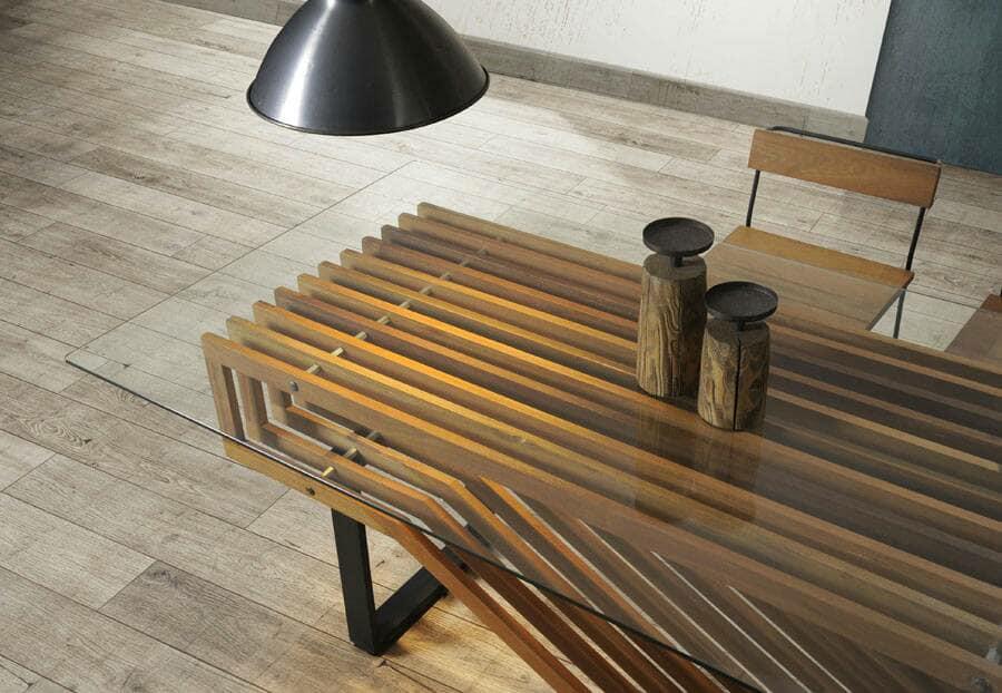 balau designer table