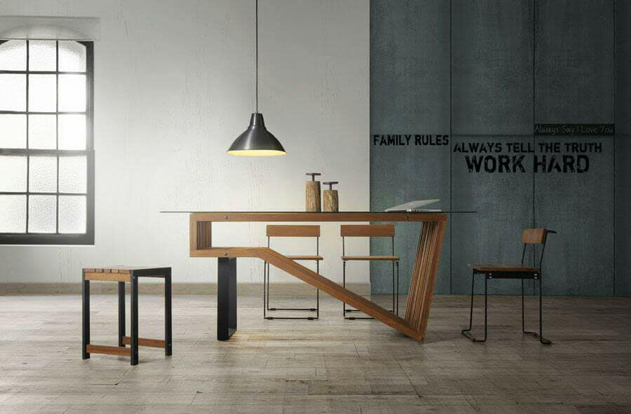 decon designer table