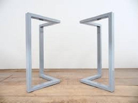 custom table legs , decon legs