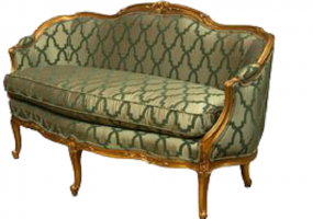 Adeline Classic Sofa, JD-235