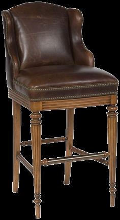 Annette Bar Chair