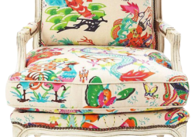 Bernadine Lounge Chair, JD-270