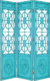 Claire Turquise Divider, French Divider,