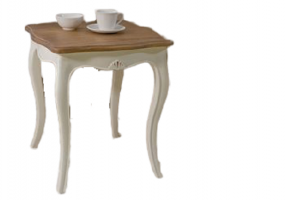 Cybille French Style Side Table, JD-610