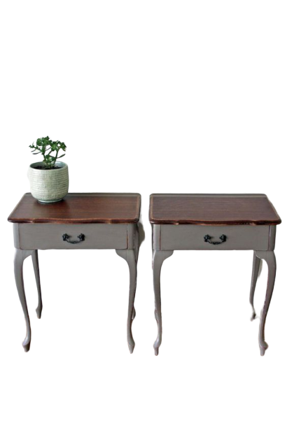 Darcy french Design Bed Side table, Supplier Malaysia