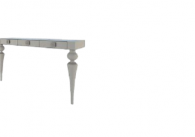Delphine Wall Mount Console, JD-319