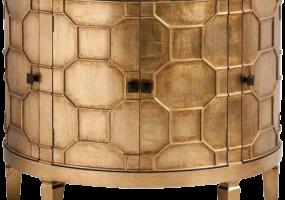 Designer Halfmoon Sideboard, JD-416