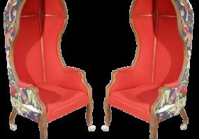 Edward Chows Chair, JD-236B
