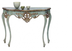 Eleanor French Console Table, JD-317