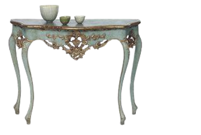 Eleanor French Console Table