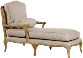French Design Lounge Chair, JD-201