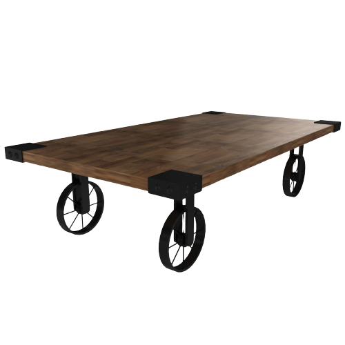 Industrial Coffee Table,