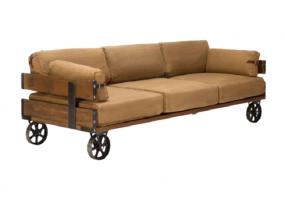 Industrial Rustica Sofa, JD-231A