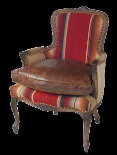 Madrid Chair, french chair, decon chair,