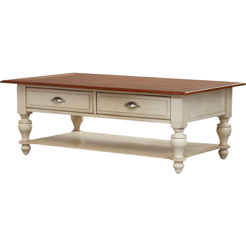 Minesh French Coffee Table, Coffee Table