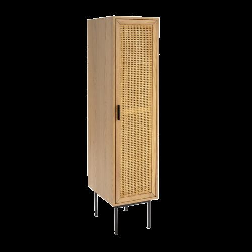 Oceana Tall Cabinet Single
