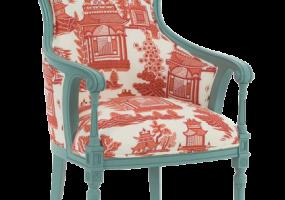 Sandra Exotic Chair, JD-237
