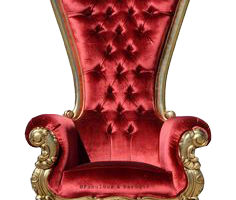 Wedding High Back Chair, JD-263