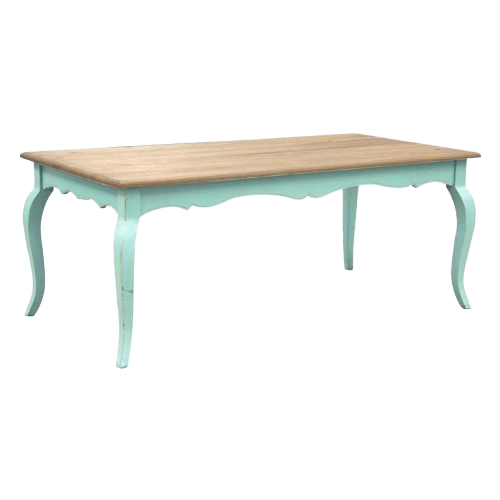 french dining table turquoise, french dining table supplier
