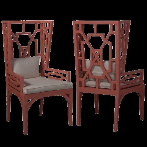 monica chair,