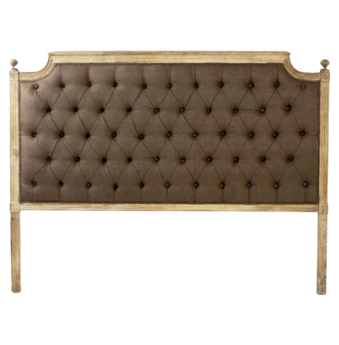Adrian Low Bed Headboard