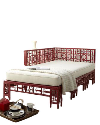 Asian Accents Designer Collection Bed