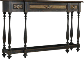Colonial Console Table, JD-313