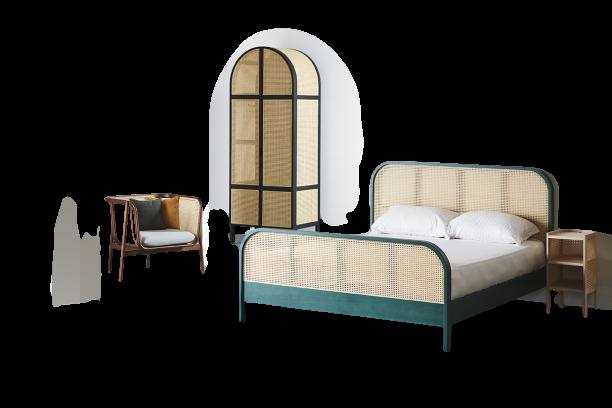 Decane Designer Bed (2)