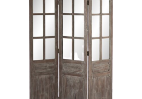 French Mirrored Room Divider, JD-520