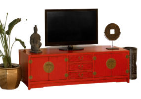 Jimmy Chow TV Cabinet, JD-448