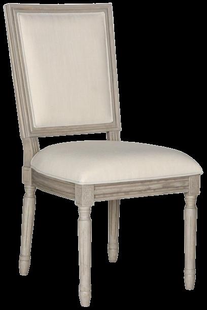 Melon Fine Dining Chair