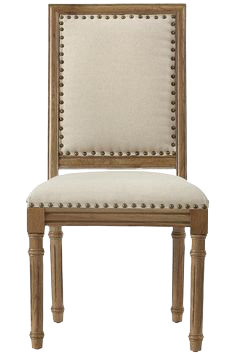 Melon French Dining Chair