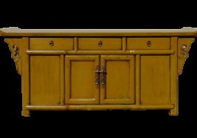 Ming Tan Yellow Sideboard, JD-466