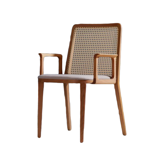 Picasso Arm Dining Chair