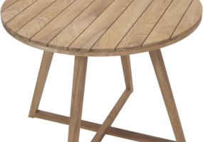 Picasso Teak Wood Table, JD-165
