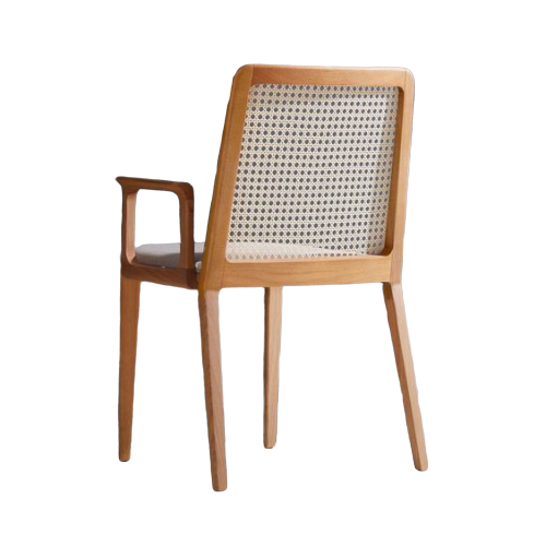 Piscasso Arm Dining Chair