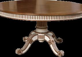 Swedish Round Dining Table, JD-170