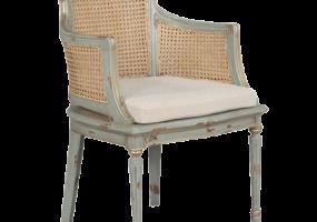 Vince Antique Cane Chair, JD-2006