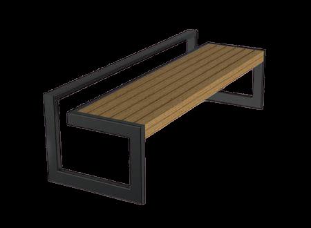 Arie Designer Bench