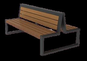 Aura Double Bench, KTS-302B