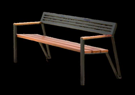 Aurora Garden Bench