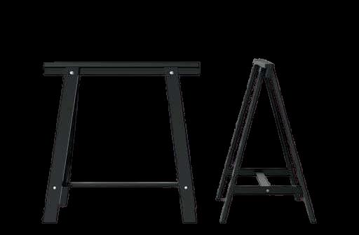 Double A Table Legs