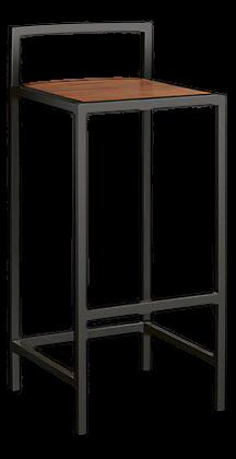 kylies Metal Bar Chair