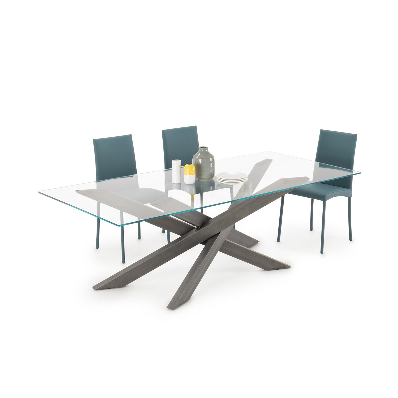Robertson Dining Metal Table Leg,tavolo