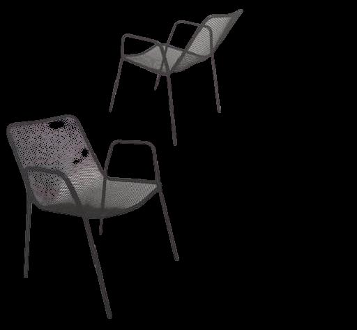 Kelvin Chair, cafe chair supplier malaysia