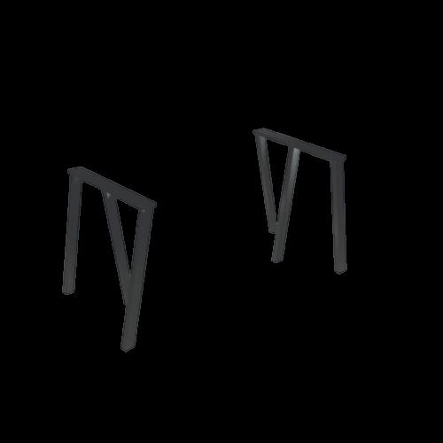 Marlene Metal Trestle Table Leg